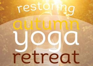 Retreats poster Autumn